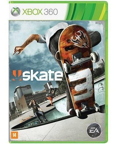 Game Skate 3 - Xbox 360