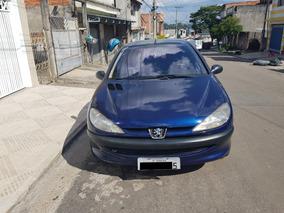 Peugeot 206 1.6 16v Soleil 5p Azul