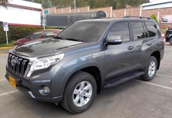 Toyota Prado Txl Diesel 2016