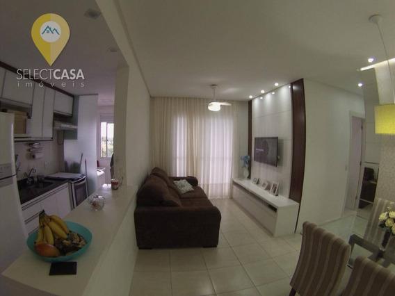 Excelente Apartamento 3 Quartos Em Morada De Laranjeiras - Ap0308