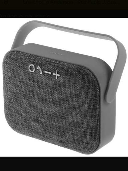 Caixa De Som Com Bluetooth ,aux ,usb Mox Mo-s02