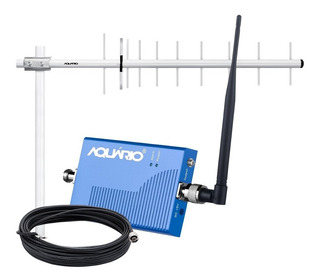 Kit Mini Repetidor Celular 800mhz 60db