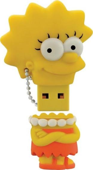 Pen Drive Simpsons Lisa 8gb Original