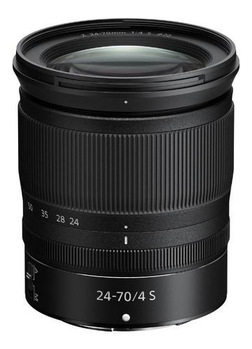 Lente Nikon Nikkor Z 24-70mm F/4 S
