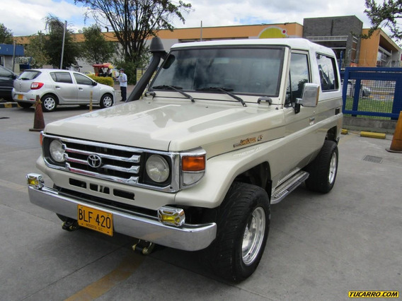 Toyota Land Cruiser Land Cruiser Fzj