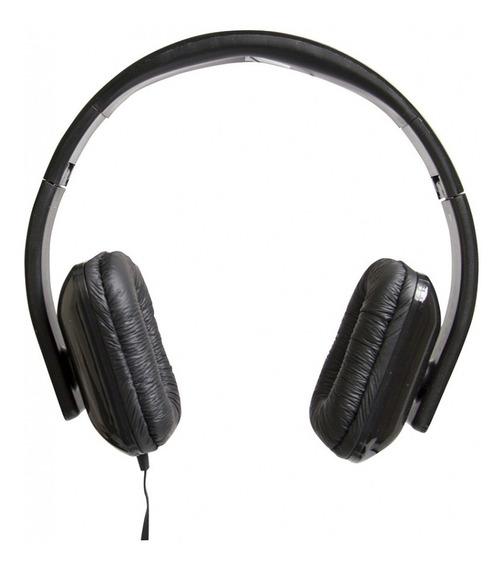 Fone De Ouvido Dobrável Com Microfone Branca