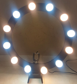 Ring Light 12 Lâmpadas E27 2em1 + Tripé + Kit Selfie