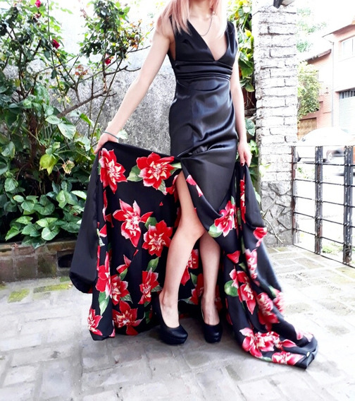 Vestido De Egresada, 15 Años, De Noche, Diseño De Autor