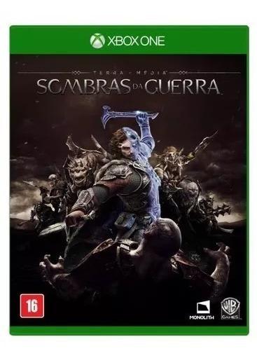 Sombras Da Guerra - Xbox One Física - Em Português