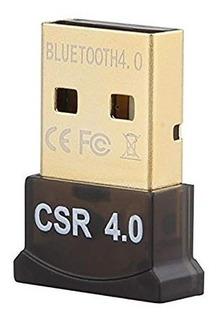 Mini Adaptador Bluetooth 4.0 Usb Pc Computador Dongle