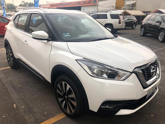 Nissan Kicks Advance 2017 Automática