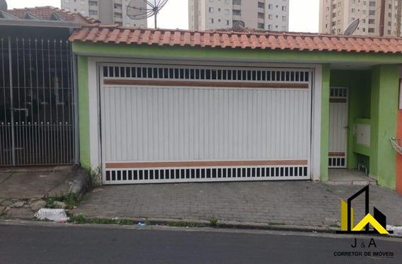 Casa Térrea Para Venda Em Osasco, Jaguaribe - Ca 00008_1-1341928