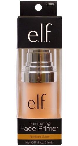 Elf Primer Prebase Facial Infucion Mineral Efecto Iluminado