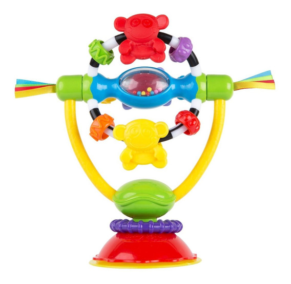 Juguete De Mesa Playgro High Chair Spinning Toy
