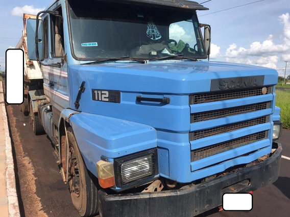 Scania T 112 Hs Ano 87