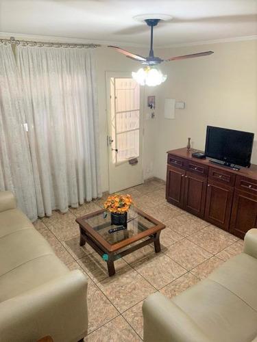 Imagem 1 de 15 de Sobrado Na Vila Matilde Com 2 Dorms, 1 Vaga, 100m² - So0579