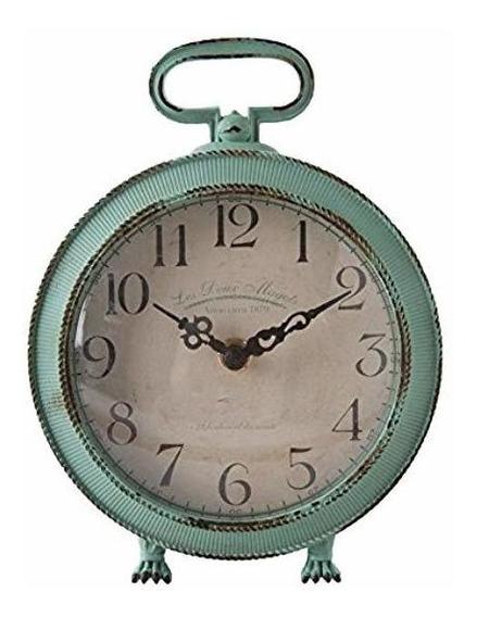 Reloj De Mesa Estilo Vintage Nikky Home
