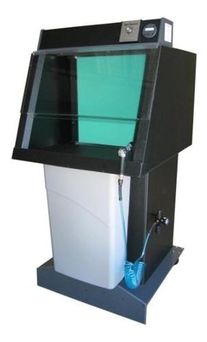 Imagen 1 de 6 de Máquina Para Limpieza De Cartuchos De Toners (2.400_olivas)
