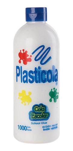 Adhesivo Vinilico Plasticola 1 Kg Cola Escolar Planeta!