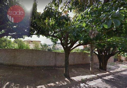 Imagem 1 de 15 de Terreno À Venda, 522 M² Por R$ 1.000.531,00 - City Ribeirão - Ribeirão Preto/sp - Te1607