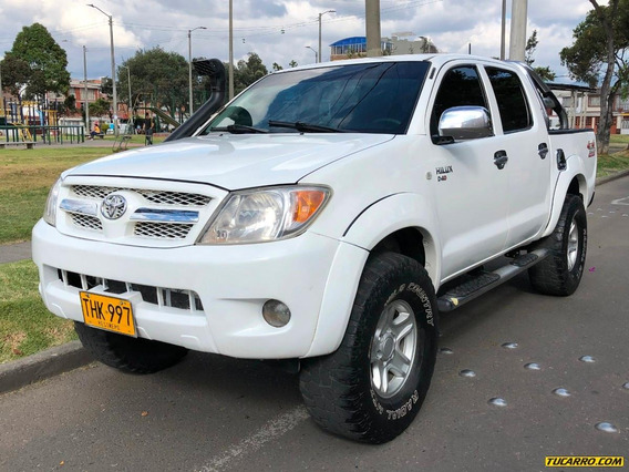 Toyota Hilux 4x4 2500cc Tdi Mt Aa Ab Abs Dh