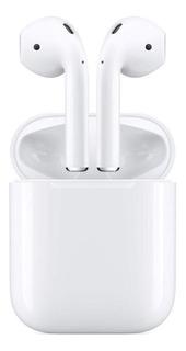 Auriculares AirPods Apple Mv7nbe/a Gen 2 Carga Con Cable