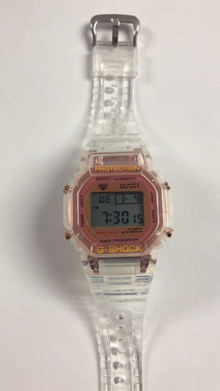 Reloj Casio Transparente Mayoreo Proveedor