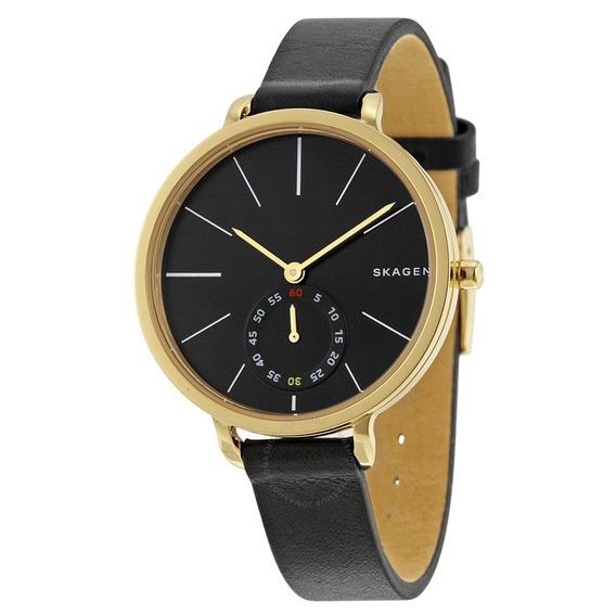 Relógio Skagen Couro - Skw2354/2pn