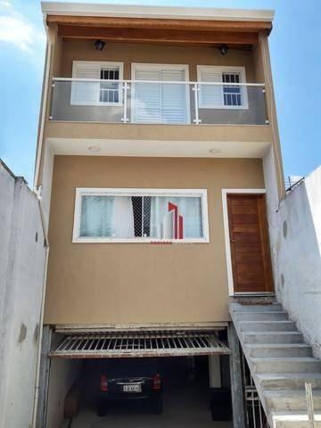 Imagem 1 de 6 de Sobrado Com 3 Dormitórios À Venda, 280 M² Por R$ 668.000,00 - Pirituba - São Paulo/sp - So0170