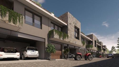 Exclusivo Condominio De 5 Casas, Con Excelentes Acabados.