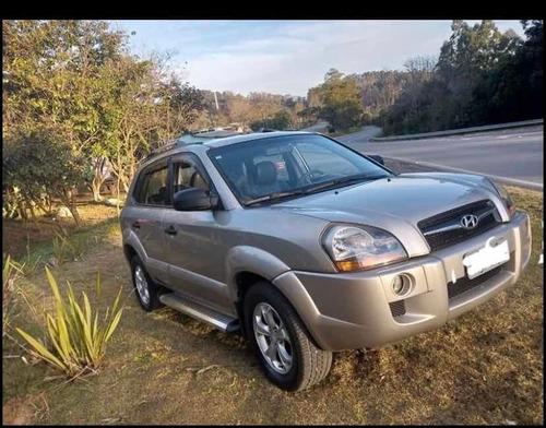 Imagem 1 de 10 de Hyundai Tucson 2009 2.0 Gl 4x2 Aut. 5p