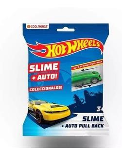 X10 Hot Wheels Auto O Moto O Cuatri+slime.modelos A Fricción