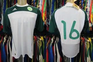 Wolfsburg 2010 Camisa Titular Tamanho M.