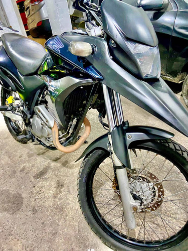 Imagem 1 de 14 de Xre 300 - 2012 - Azul