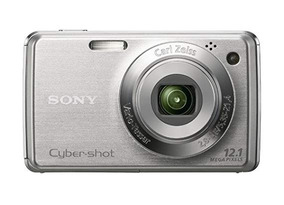 Câmera Digital Sony Cybershot Dsc-w220 12.1mp Com Zoom Ótico