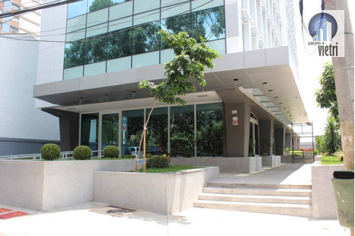 Edifício Comercial Totalmente Renovado (certificação Leed), Com Lajes De 403m², Ao Lado Estação Paulista Da Linha Amarela Do Metrô  Disponibilidade D - Ga0272