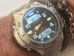 Citizen Aquamount Jp3000 Aquamount C900 Alti Depht Meter
