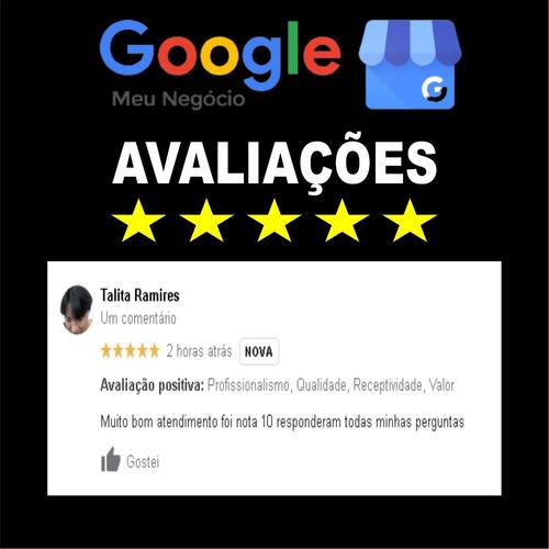 50 Avaliações De 5 Estrelas No Google Não Cai