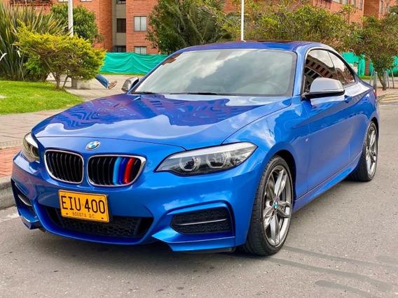 Bmw M240i Estoril Blue