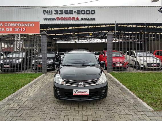 Nissan Tiida Hatch Sl 1.8 16v-at 4p 2012