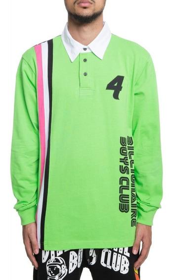 Playera Polo Billionaire Boys Podium Shirt Original Supreme