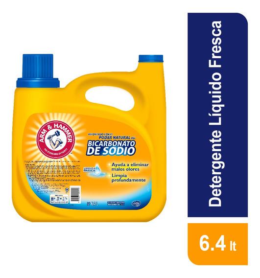 Detergente Líquido Fresca 6.4lt Arm & Hammer