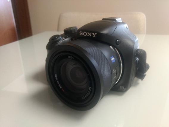 Câmera Cyber-shot Sony Dsc-hx400v