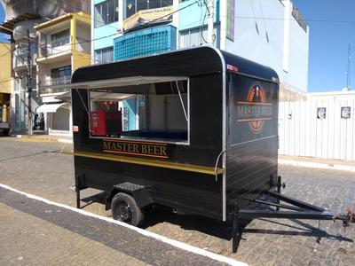Treilher 3,00 Food Truck Sob Encomenda Minas Treilher