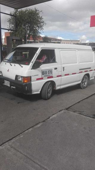 Mitsubishi L300 Año 97 Gasolina Y Gas