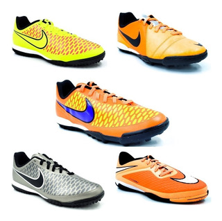 Tenis Nike Futbol Rapido Originales Niños Oferta De Remate