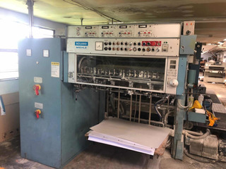 Maquina Offset Roland 4colores 8oficios Serie 6885-6039