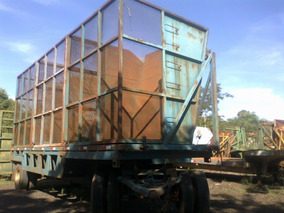 Carreta Julieta Transbordo Ano 2008 Com 3 Caixas R$ 30.000.