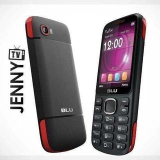 Celular Blu Diva 2 T274t Desbloqueado Dual Sim Bluetooth Tv