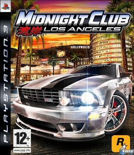 Juego Midnight Club Los Angeles Complete Edition Ps3